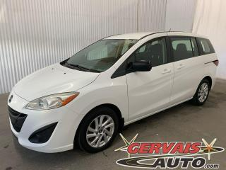 Used 2013 Mazda MAZDA5 GS MAGS 6 PASSAGERS *Transmission Automatique* for sale in Trois-Rivières, QC