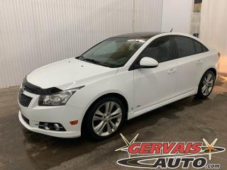 Used 2013 Chevrolet Cruze LT Turbo Cuir A/C MAGS for sale in Trois-Rivières, QC