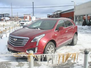 Used 2018 Cadillac XT5 AWD for sale in Thetford Mines, QC