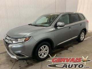 Used 2017 Mitsubishi Outlander ES AWC MAGS BLUETOOTH CAMÉRA *Traction intégrale* for sale in Trois-Rivières, QC