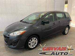 Used 2014 Mazda MAZDA5 GS 6 Passagers MAGS Bluetooth for sale in Trois-Rivières, QC