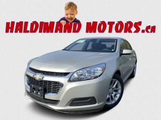 Used 2015 Chevrolet Malibu 1LT 2WD for sale in Cayuga, ON