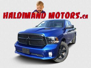 Used 2019 RAM 1500 Classic Express Quad Cab 4x4 for sale in Cayuga, ON