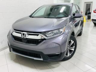 Used 2018 Honda CR-V LX **AWD ET AVEC L'AIDE A LA CONDUITE** for sale in Chicoutimi, QC