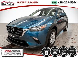 Used 2019 Mazda CX-3 GS* AWD* SIEGES CHAUFFANTS* VOLANT CHAUF for sale in Québec, QC
