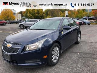 Used 2011 Chevrolet Cruze LT Turbo w/1SA for sale in Orleans, ON
