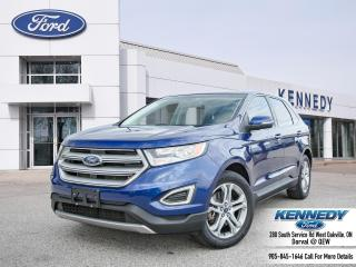 Used 2015 Ford Edge Titanium for sale in Oakville, ON