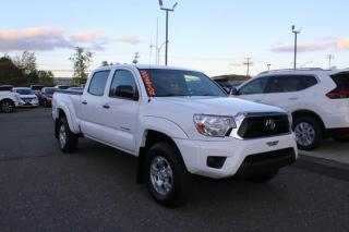Used 2015 Toyota Tacoma SR5 CREW CAB 4X4 MAIN LIBRE*CAMÉRA for sale in Lévis, QC