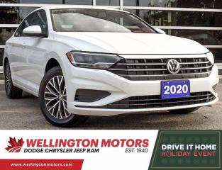 Used 2020 Volkswagen Jetta Comfortline / Back-Up Cam / Heated Seats !! for sale in Guelph, ON