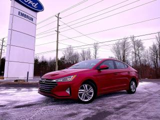 Used 2020 Hyundai Elantra Preferred w/Sun & Safety Package for sale in Embrun, ON