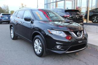 Used 2016 Nissan Rogue SV AWD TOIT*CAMÉRA*MAIN LIBRE for sale in Lévis, QC