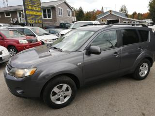 Used 2008 Mitsubishi Outlander ES for sale in Mallorytown, ON