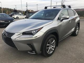 Used 2018 Lexus NX 300h NX 300h BA for sale in Val-David, QC