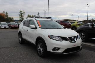 Used 2015 Nissan Rogue SL AWD TOIT*GPS*CAMÉRAS for sale in Lévis, QC