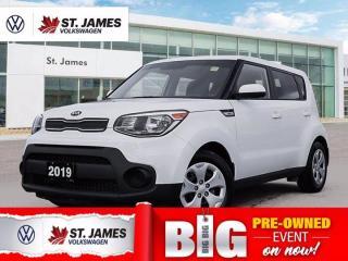 Used 2019 Kia Soul LX, Clean Carfax, Bluetooth, Backup Camera for sale in Winnipeg, MB