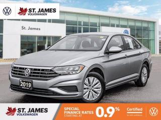 Used 2019 Volkswagen Jetta Comfortline, Clean Carfax, Engine Block Heater, Apple Carplay for sale in Winnipeg, MB