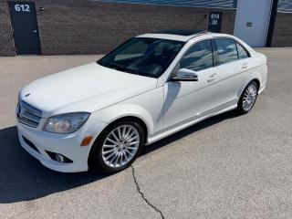 Used 2010 Mercedes-Benz C250 4dr Sdn C 250 4MATIC for sale in St-Eustache, QC