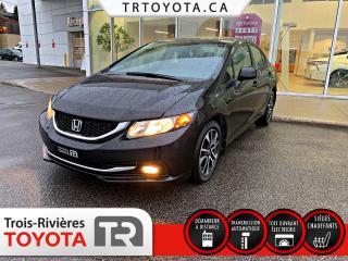Used 2013 Honda Civic EX 4 portes, boîte automatique for sale in Trois-Rivières, QC