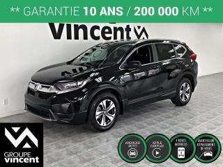 Used 2018 Honda CR-V LX AWD ** GARANTIE 10 ANS ** Soyez prêt à affronter l'hiver en toute sécurité. for sale in Shawinigan, QC