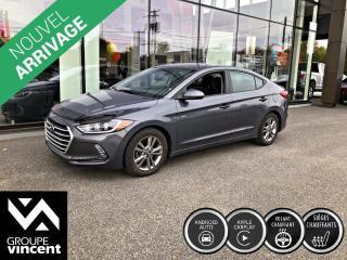 Used 2017 Hyundai Elantra GL ** GARANTIE 10 ANS ** Confortable, sécuritaire et bien équipé! for sale in Shawinigan, QC