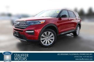 New 2020 Ford Explorer LIMITED for sale in Tillsonburg, ON