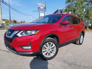 Used 2017 Nissan Rogue SV AWD for sale in Beamsville, ON