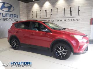Used 2016 Toyota RAV4 SE AWD GPS TOIT CAMERA BANCS CHAUFFANTS for sale in Sherbrooke, QC