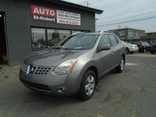 Used 2008 Nissan Rogue S AWD for sale in St-Hubert, QC
