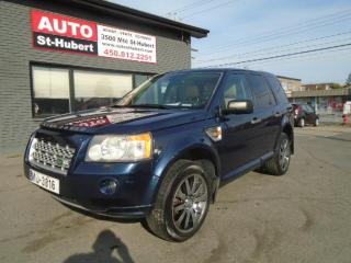 Used 2008 Land Rover LR2 HSE 4x4 for sale in St-Hubert, QC