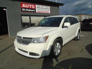 Used 2011 Dodge Journey SXT for sale in St-Hubert, QC