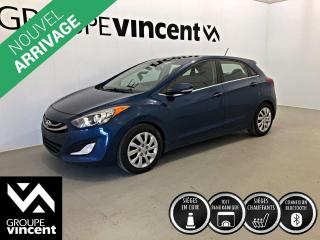 Used 2014 Hyundai Elantra GT SE ENSEMBLE TECH GPS CUIR TOIT Véhicule récent et abordable! for sale in Shawinigan, QC