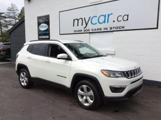 Used 2018 Jeep Compass North ALLOYS, BACKUP CAM!! for sale in North Bay, ON