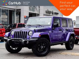 Used 2017 Jeep Wrangler Unlimited Winter for sale in Thornhill, ON