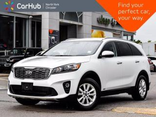 Used 2019 Kia Sorento EX 2.4 AWD Backup Camera Heated Front Seats & Wheel for sale in Thornhill, ON