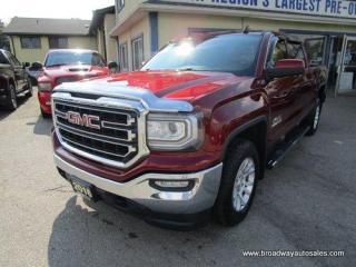 Used 2016 GMC Sierra 1500 LIKE NEW KODIAK-Z71-SLE EDITION 5 PASSENGER 5.3L - V8.. 4X4.. CREW-CAB.. SHORTY.. TRAILER BRAKE.. BACK-UP CAMERA.. BLUETOOTH SYSTEM.. for sale in Bradford, ON