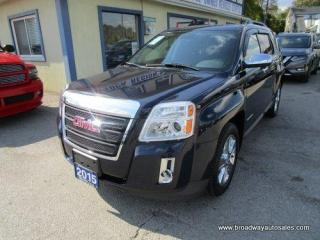 Used 2015 GMC Terrain ALL-WHEEL DRIVE SLE-2 EDITION 5 PASSENGER 2.4L - ECO-TEC.. HEATED SEATS.. BACK-UP CAMERA.. BLUETOOTH SYSTEM.. PIONEER PREMIUM AUDIO.. for sale in Bradford, ON