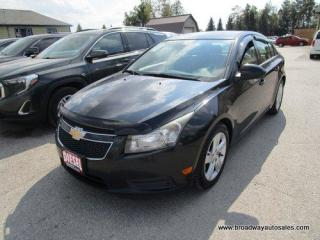 Used 2014 Chevrolet Cruze LOADED LT EDITION 5 PASSENGER 2.0L - TURBO DIESEL.. LEATHER.. HEATED SEATS.. BACK-UP CAMERA.. POWER SUNROOF.. BLUETOOTH SYSTEM.. KEYLESS ENTRY.. for sale in Bradford, ON