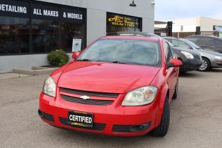 Used 2008 Chevrolet Cobalt LT w/1SA for sale in Oakville, ON