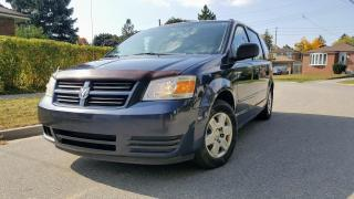 Used 2008 Dodge Grand Caravan SE / Certified / Stow & G0 / Rear windows open for sale in Scarborough, ON