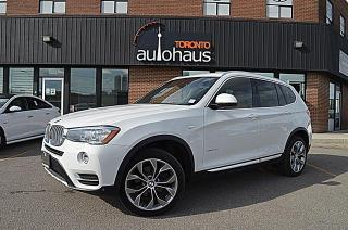 Used 2016 BMW X3 xDrive28d for sale in Concord, ON