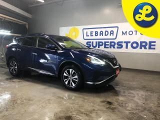 Used 2019 Nissan Murano SV * AWD * Navigation * Panoramic Sunroof * Power Lift Gate * Remote start * Push Button Start * Back Up Camera * Blind Spot Warning (BSW) Blind Spot for sale in Cambridge, ON