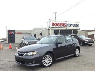 Used 2008 Subaru Impreza 2.5i AWD - HATCH for sale in Oakville, ON