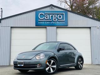 Used 2012 Volkswagen Beetle Turbo for sale in Stratford, ON