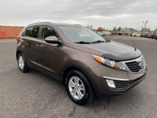 Used 2012 Kia Sportage LX for sale in Pintendre, QC