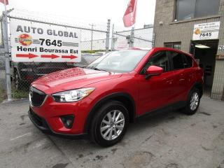 Used 2014 Mazda CX-5 GS 4 portes à traction avant, boîte auto for sale in Montréal, QC