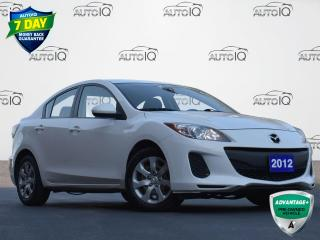 Used 2012 Mazda MAZDA3 GX CERTIFIED | AUTOMATIC | BLUETOOTH | A/C for sale in Waterloo, ON