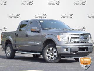 Used 2013 Ford F-150 XLT AS IS   CREW CAB   4x4   TOW PACKAGE   XTR   3.5L ECOBOOST   BACKUP CAM for sale in Waterloo, ON