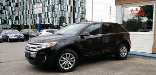 Used 2014 Ford Edge Limited for sale in Oshawa, ON