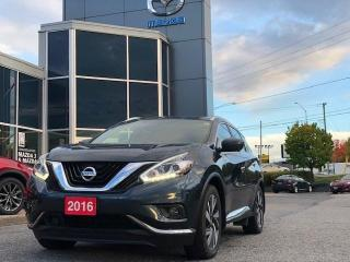 Used 2016 Nissan Murano PLATINUM AWD WITH 2 SETS OF TIRES for sale in Ottawa, ON