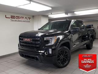 New 2020 GMC Sierra 1500 Elevation - Diesel Engine for sale in Burlington, ON
